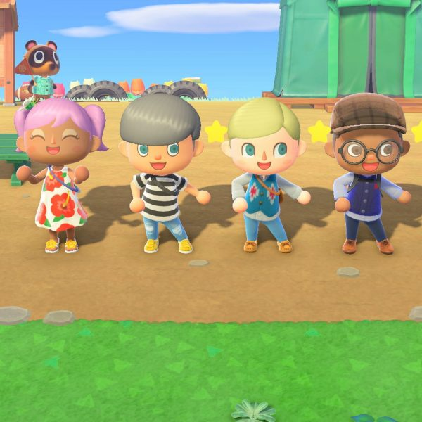 Animal Crossing: Best Multiplayer Online Game