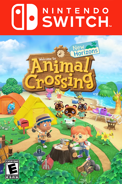 Animal Crossing- New Horizons Nintendo Switch