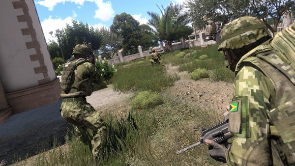 ARMA 3: Best Multiplayer Online Game