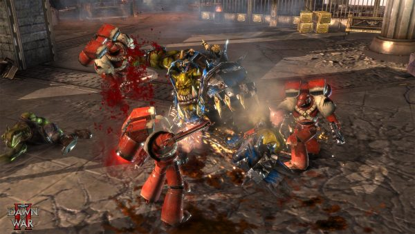 Dawn of War 2: Best Multiplayer Online Game