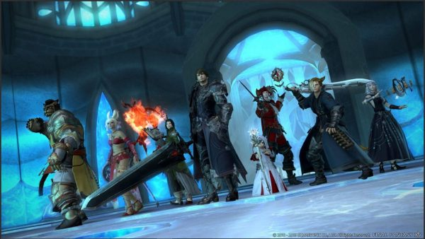 Final Fantasy XIV: Best Multiplayer Online Game