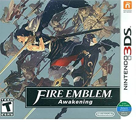Fire Emblem: Awakening Nintendo 3DS game