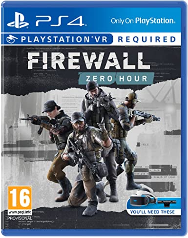 Firewall Zero Hour PS4 game