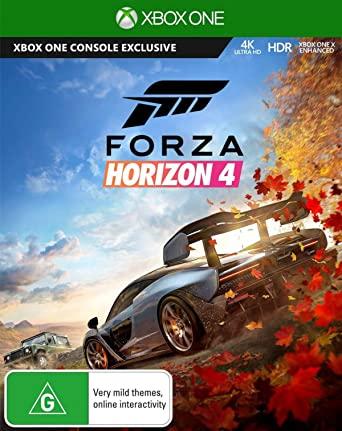 Forza Horizon 4 Xbox game
