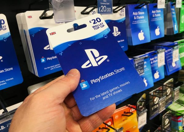 Gift Games on PS4