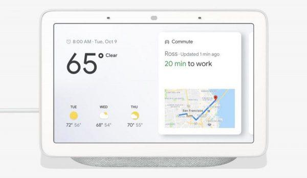 Google Home Hub Configure Downtime