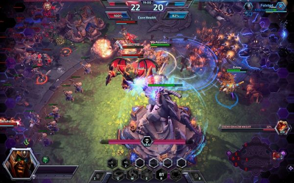 Heroes of the Storm: Best Multiplayer Online Game