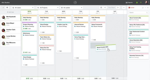 HourStack: Best Time Tracking App