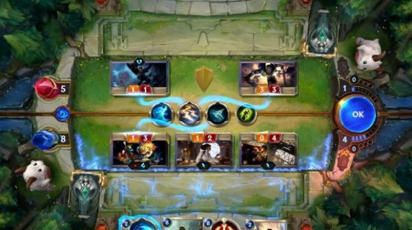 Legends of Runeterra: Best Multiplayer Online Game