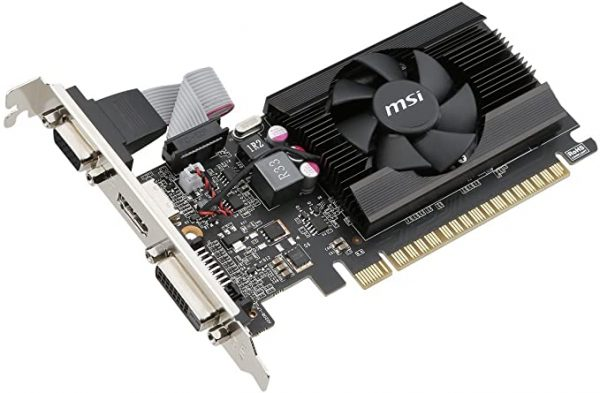 MSI Gaming GE Force graphic card