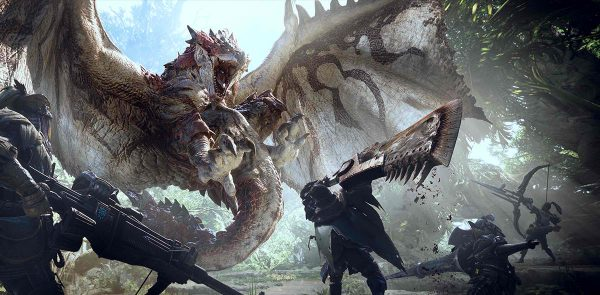 Monster Hunter World best ps4 games