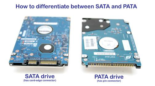 Onboard ATA Interfaces