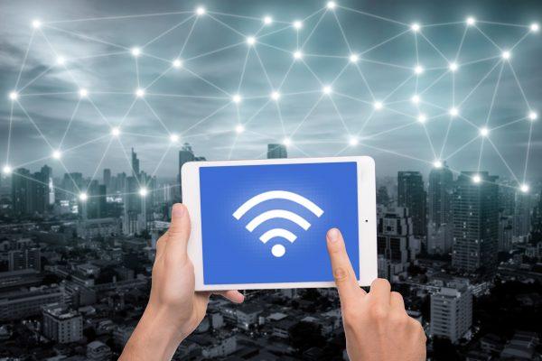 Wireless Wi-Fi with Lights