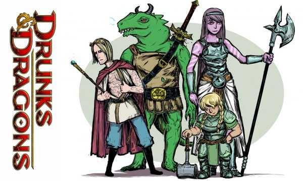 Drunks and Dragons D&D Podcast