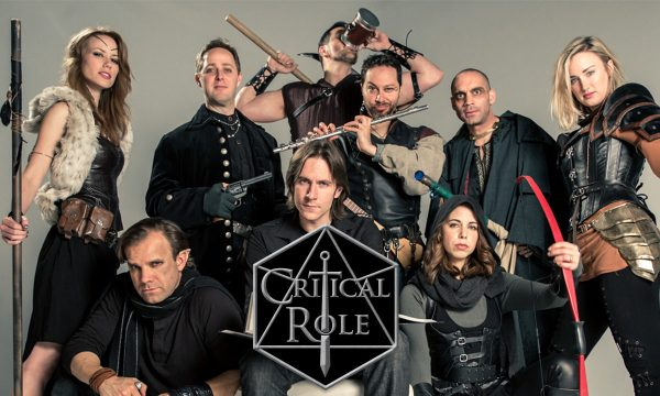 Critical Role D&D Podcast