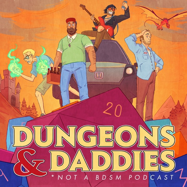 Dungeons and Daddies D&D Podcast
