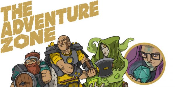 The Adventure Zone D&D Podcast
