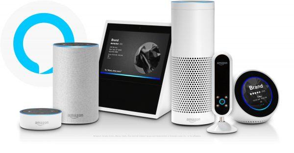 Amazon Devices with Alexa