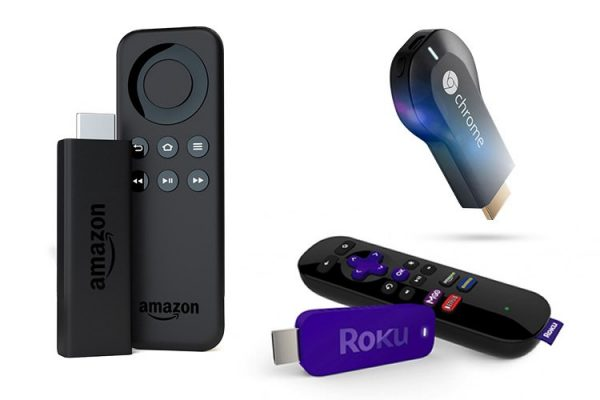Roku vs Fire Stick vs Chromecast