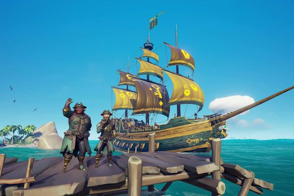 Sea of Thieves: Best Multiplayer Online Game