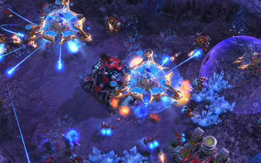 Starcraft 2: Best Multiplayer Online Game