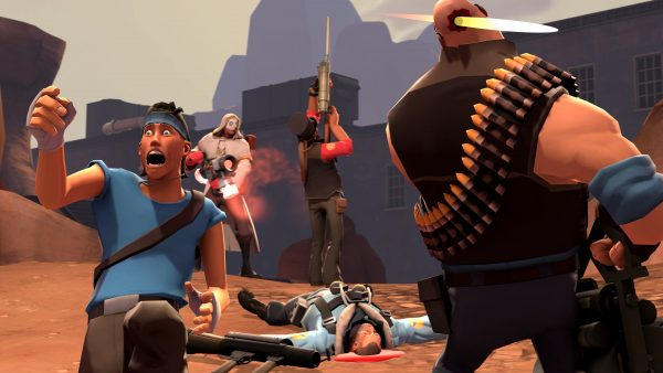 Team Fortress 2: Best Multiplayer Online Game