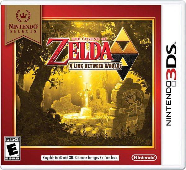 The Legend of Zelda- A Link Between Worlds 3DS