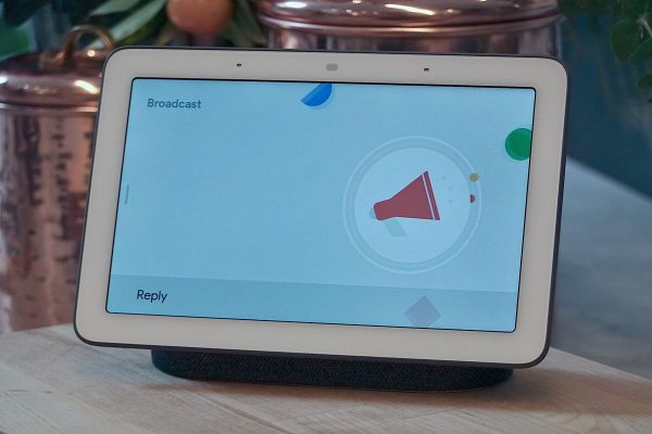 Google home hub Virtual Assistant