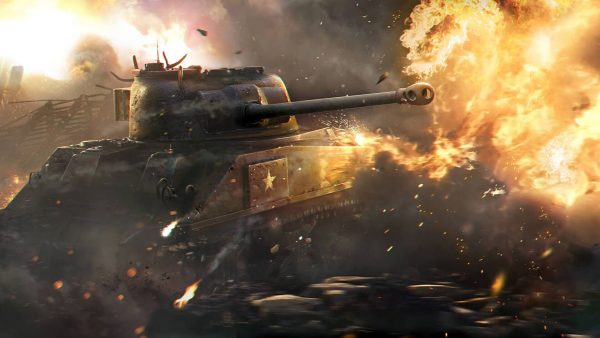 World of Tanks: Best Multiplayer Online Game