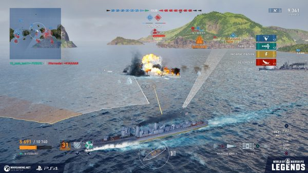 World of Warships: Best Multiplayer Online Game