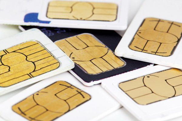Sim-card switching