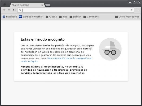 Incognito Mode for Chrome