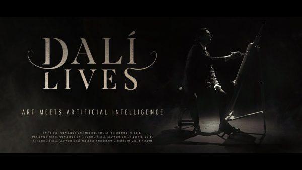 Salvador Dali Deepfake