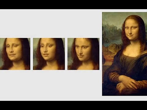 Mona Lisa Deepfake