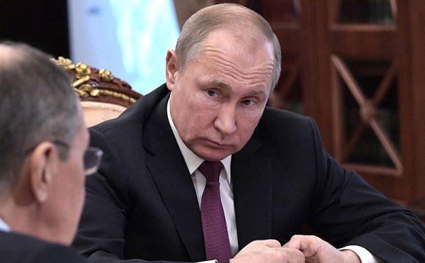 Putin Deepfake