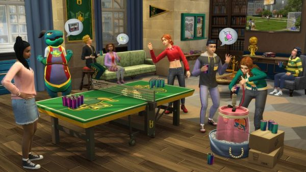 Sims 5 Features