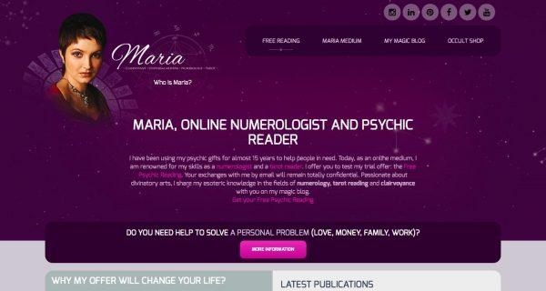 Medium Maria