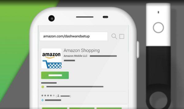 Amazon wand shopping