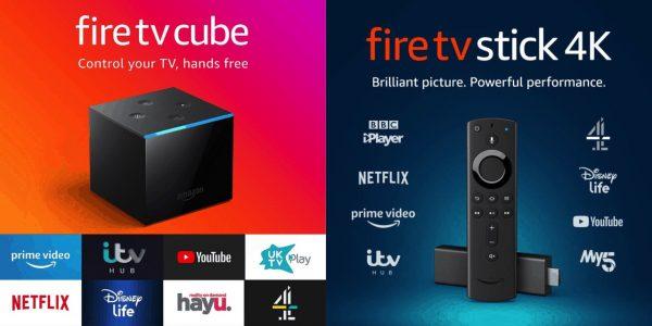 Amazon fire cube vs firestick
