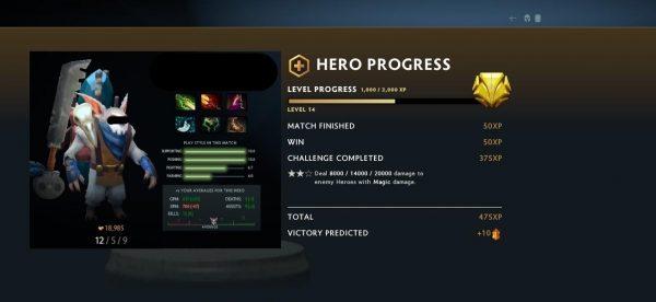 DOTA Plus Progress