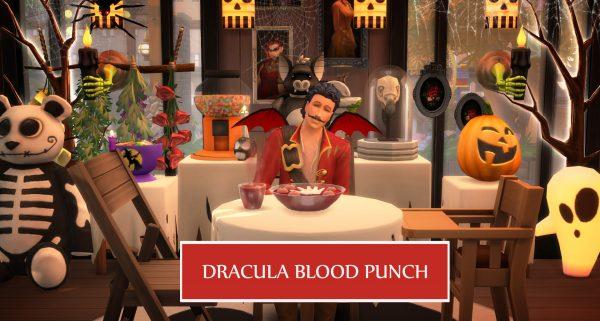 Dracula Blood Punch mod