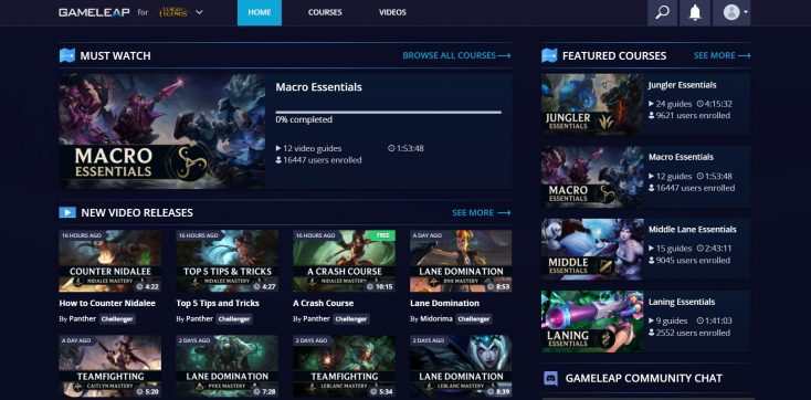 GameLeap Review: Improve Your Video Game Skills Now