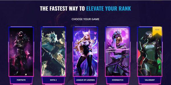 GameLeap Website