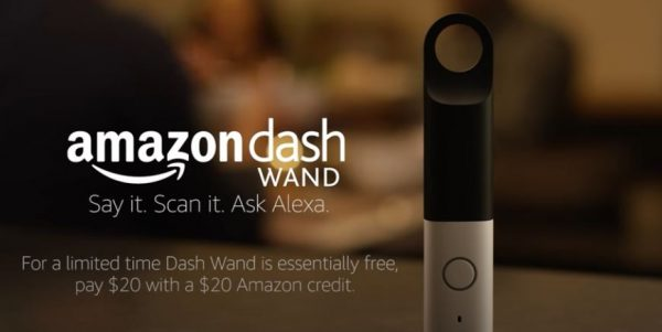 How Much Is Amazon Dash Wand