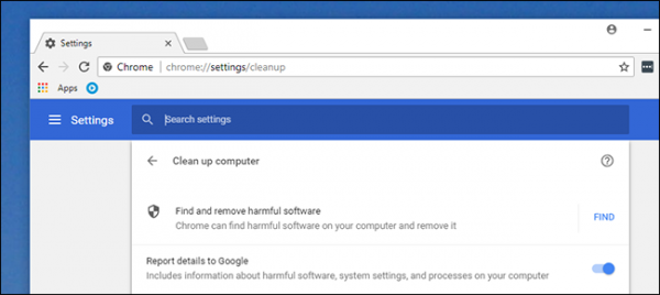 How to clean up your chrome