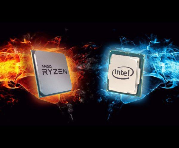Intel vs Ryzen AMD