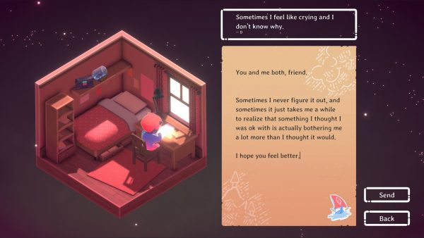 Kind Words: One of the best indie games