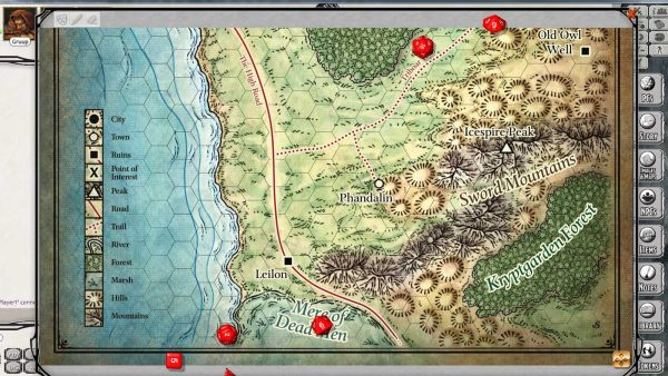 Fantasy Grounds Software