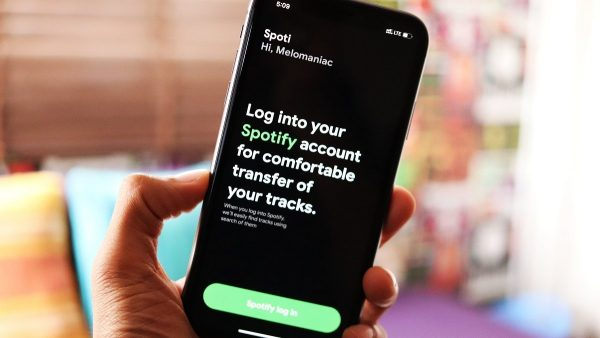 Pair Spotify with Android and IOS
