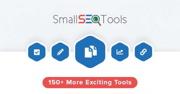 SmallSEOTools Features